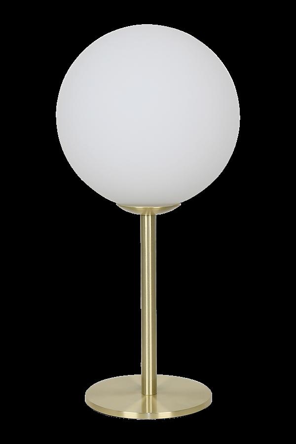 Vendela bordslampa lila Aneta ljushuset.se